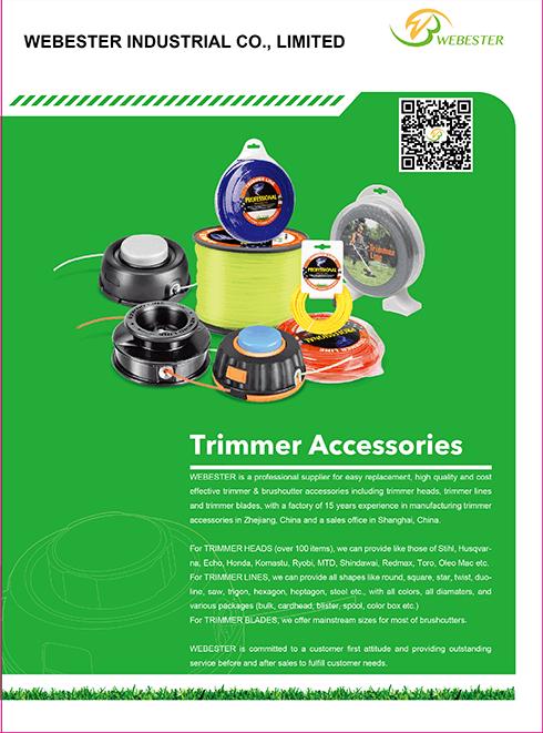 Webester Trimmer Accessories-1