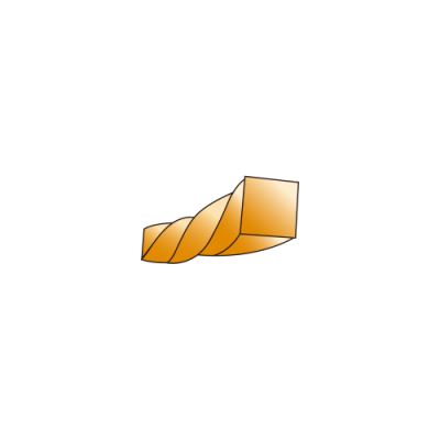 Square Twist Trimmer Line
