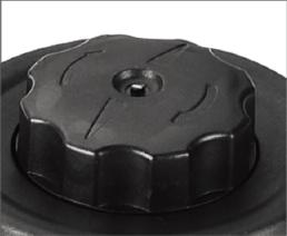 Easy Load Tap-N-Go Trimmer Head WB-1217 Knob