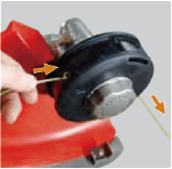 Easy Load Tap-N-Go Trimmer Head WB-1237 P1